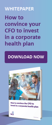How to convince your CFO to invest in a corporate health plan